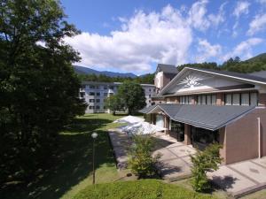 安昙野市穗高景酒店