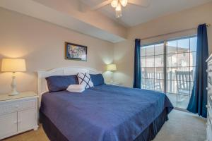 Coconut Grove 202 2nd Row Condo, Apartmanok  Myrtle Beach - big - 14