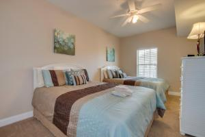 Coconut Grove 202 2nd Row Condo, Apartmanok  Myrtle Beach - big - 6
