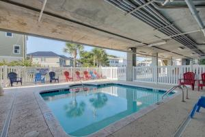Coconut Grove 202 2nd Row Condo, Apartmanok  Myrtle Beach - big - 11