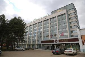 Комсомольск-на-Амуре - Hotel Voskhod