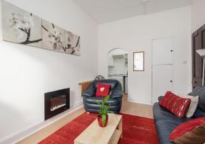 The Tay Street Residence, Апартаменты  Эдинбург - big - 26