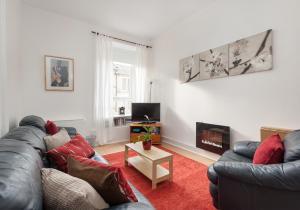 The Tay Street Residence, Апартаменты  Эдинбург - big - 17