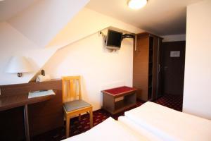 Hotel-Gasthof Obermeier, Hotely  Allershausen - big - 15
