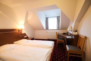 Hotel-Gasthof Obermeier, Hotely  Allershausen - big - 10
