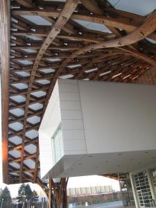 Citybreak Metz Pompidou