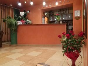 Hotel Pod Trzema Różami, Hotels  Sanok - big - 10