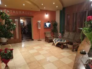 Hotel Pod Trzema Różami, Hotels  Sanok - big - 8