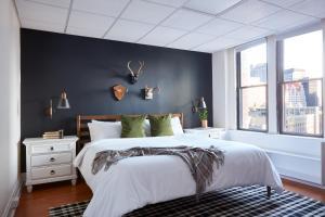 One-Bedroom on Boylston Street Apt 920, Апартаменты  Бостон - big - 5