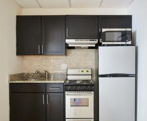 One-Bedroom on Boylston Street Apt 920, Apartmány  Boston - big - 16