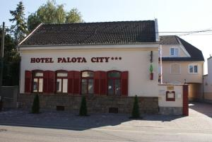 Hotel Palota City(Budapest)