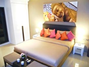 Emerald: Studio in Patong, Apartments  Patong Beach - big - 19