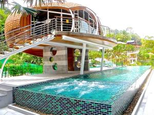 Emerald: Studio in Patong, Apartments  Patong Beach - big - 13