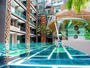 Emerald: Studio in Patong, Apartmanok  Patong-part - big - 1