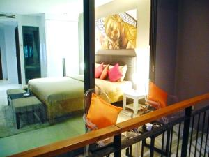 Emerald: Studio in Patong, Apartmanok  Patong-part - big - 4