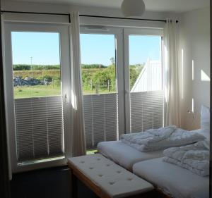 Villa Calm Sailing, Апартаменты  Бёргеренде-Ретвиш - big - 17