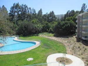 Lomas de Papudo III, Apartments  Papudo - big - 14