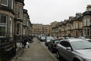 West End Townhouse nr Train Station, Apartmanok  Edinburgh - big - 8