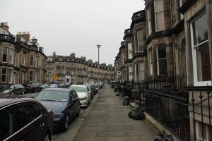 West End Townhouse nr Train Station, Apartmanok  Edinburgh - big - 7