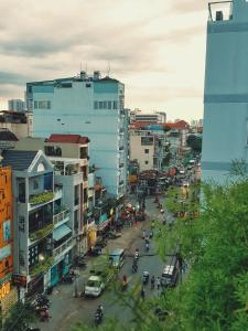Vy Da Backpackers Hostel 2, Ostelli  Ho Chi Minh - big - 26