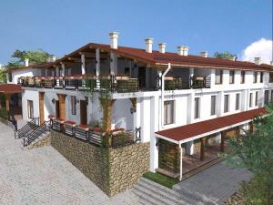 Гостевой дом Можевеловый парк