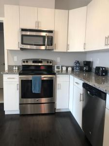 431 River Street Apartment, #203, Apartmanok  Waltham - big - 11