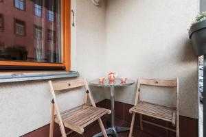 Cozy Apartments with Private Garage, Apartments  Prague - big - 51