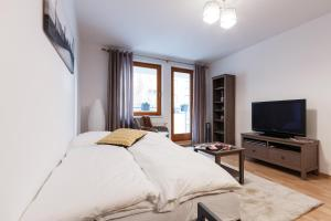 Cozy Apartments with Private Garage, Apartments  Prague - big - 5