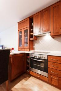 Cozy Apartments with Private Garage, Apartments  Prague - big - 18