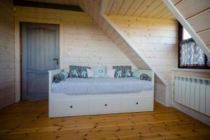 Log House Mazury Brajniki