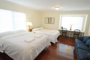 [2C] Large Double Queen-Bed Room near SFO