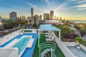 Картахена - Coral Reef Hotel