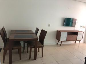 Portal Meireles 402, Apartmány  Fortaleza - big - 14