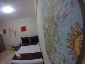 Casa del Abuelo Estudio, Ferienwohnungen  Playa del Carmen - big - 23