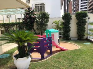 Portal Meireles 402, Apartmány  Fortaleza - big - 21
