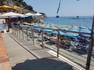 B&B PARK&BEACH MONTEROSSO OLD TOWN SEA VIEW 2, Vily  Monterosso al Mare - big - 7