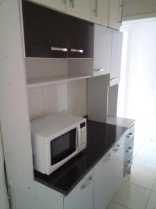 Centro de Florianopolis, Apartmány  Florianópolis - big - 8