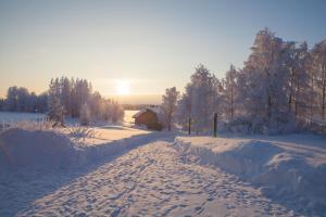 Villa Raatteenranta, Vily  Kuusamo - big - 12