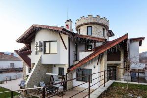 Villas Sunny Paradise, Pensionen  Marchevo - big - 58