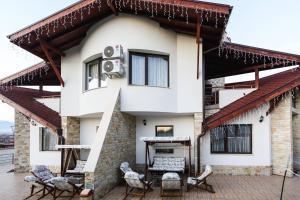 Villas Sunny Paradise, Pensionen  Marchevo - big - 59