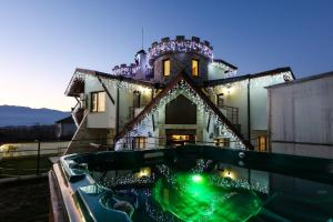 Villas Sunny Paradise, Pensionen  Marchevo - big - 1
