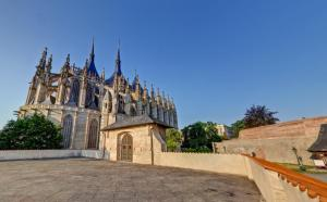 Comfortable apartments under the St. Barbara´s Cathedral.  Foto 9