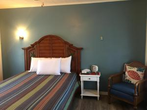 Hotel Kitsmiller on Main, Motely  Fredericksburg - big - 163