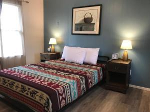 Hotel Kitsmiller on Main, Motely  Fredericksburg - big - 169