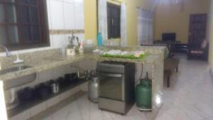 Casa Da Angel, Ferienhäuser  Ubatuba - big - 8