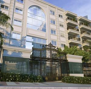 Em frente ao Hosp Albert Einstein, Apartments  Sao Paulo - big - 5