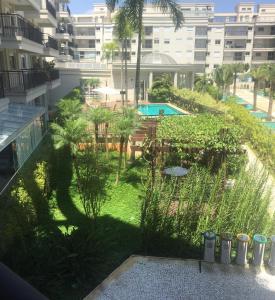 Em frente ao Hosp Albert Einstein, Apartments  Sao Paulo - big - 17