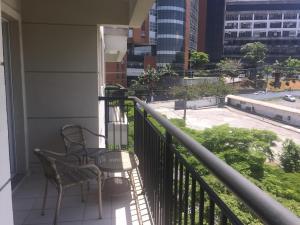 Em frente ao Hosp Albert Einstein, Apartments  Sao Paulo - big - 49