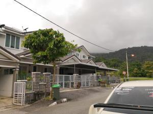 Aalisha Pulau Langkawi House, Dovolenkové domy  Kuah - big - 25