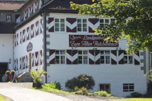 Landgasthof Zum Alten Reichenbach